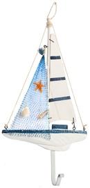 Вешалка для одежды Home4you Sail Boat 85231