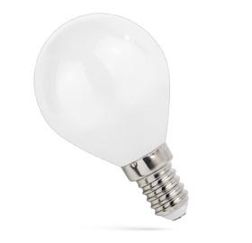 Led lamp Spectrum P45, 4W, E14, 3000K, 400lm