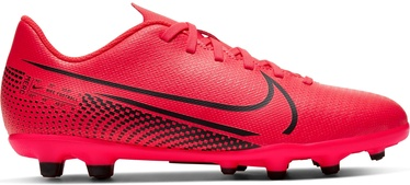 Nike Mercurial Vapor 13 Club FG / MG JR AT8161 606 Laser Crimson 38.5