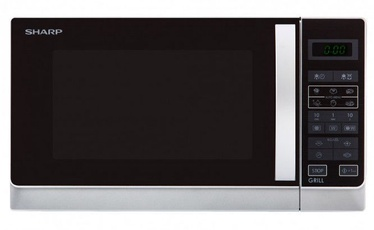 Sharp R642INW Microwave Inox