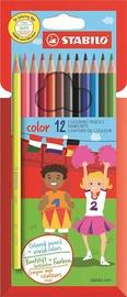 Stabilo Coloring Pencils 12pcs
