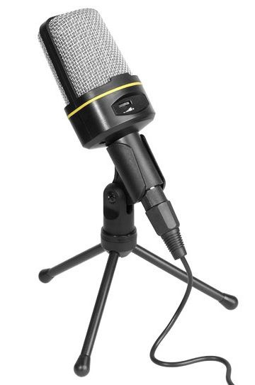 Tracer Screamer Microphone
