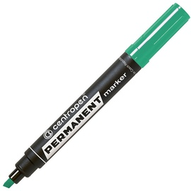 Centropen Permanent Marker 8576 1-4.6mm Green