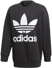 Adidas Originals Trefoil Sweatshirt CW1236 Black S