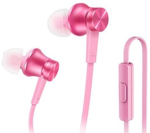 Xiaomi Mi Universal Headsets With Remote Microphone Pink