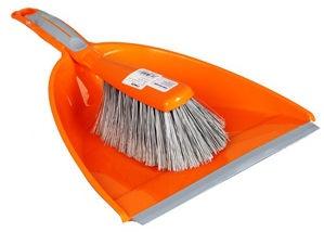 Coronet Sweeper With Shovel