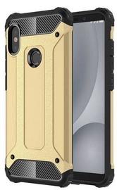 Hurtel Hybrid Armor Back Case For Xiaomi Mi A2 Gold