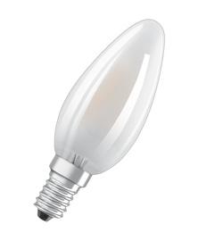 LAMP LED B35 4W E14 4000K 470LM MATT