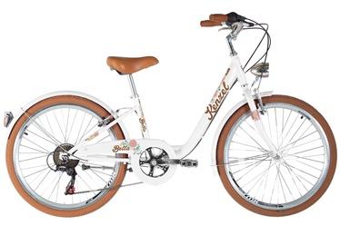 Laste jalgratas Kenzel Bella Royal 24'' White