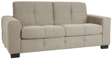 Диван-кровать Home4you Mia 42822, кремовый, 206 x 97 x 91 см
