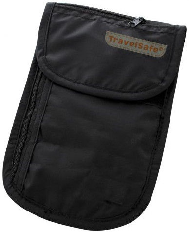 TravelSafe Checkout Black