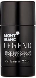 Meeste deodorant Mont Blanc Legend, 75 g