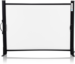 """4 World Table Projection Screen 102x76 50"""""""