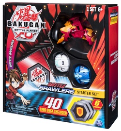Настольная игра Bakugan Starter Cards Pack, EN