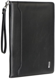 "Blun Universal Book Case For Tablet PC With 8"" Black"