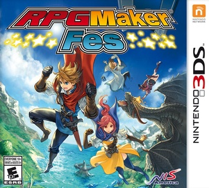 Nintendo 3DS RPG Maker Fes