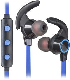 Kõrvaklapid Defender OutFit B725 Black/Blue, juhtmevabad