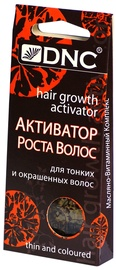 Масло для волос DNC Growth Activator For Thin Hair, 3x15 мл
