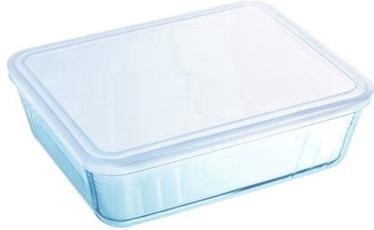 Pyrex Cook & Freeze With Plastic Lid 27x22cm/4.0L