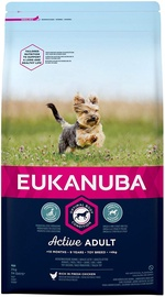 Eukanuba Adult Toy Breed Chicken 2kg