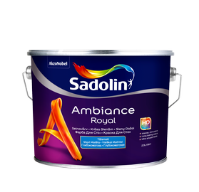 PAINT AMBIANCE ROYAL BW 2,5L