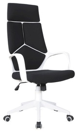 Signal Meble Rotary Armchair Q-199 Black White