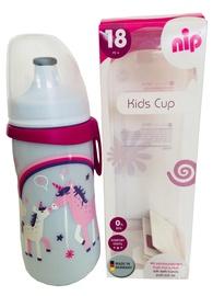 NIP Kids Cup Girl 18+ 330ml