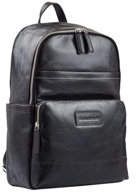 "Dbramante1928 VENDBORG Notebook 16"" Backpack Black"