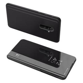 Hurtel Clear View Case For Xiaomi Redmi Note 8 Pro Black