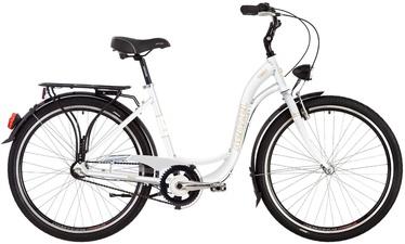 """Jalgratas Kenzel Dream Classic, valge, 15"""", 26"""""""