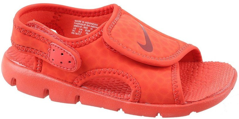 Nike Sunray Adjust 4 PS 386518-603 Red 29.5