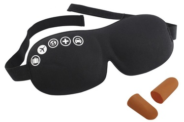 TravelSafe Foam Eyemask and Earplugs