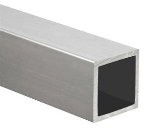 Steel Square Profile S235 100x100x3mm 3m