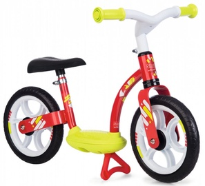 Smoby Comfort Blance Bike Red