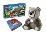 LEGO, mänguasjad, nukud ja lauamängud