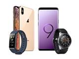 Телефоны, смарт-часы