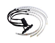Lisatarvikud korpustele (LED-valgustid, kleebised jne)
