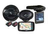 GPS, видео и аудио