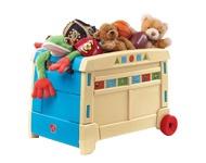 Ящики и мешки для игрушек