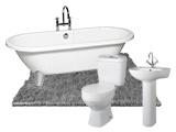 Santehnika ja tarvikud vannituppa