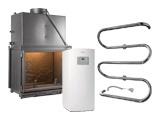 Kütte- ja veevarustuse seadmed
