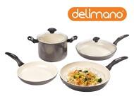 Сковороды и кастрюли (Delimano)
