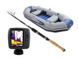 Лодки и рыбалка