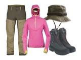 Одежда и обувь для туризма