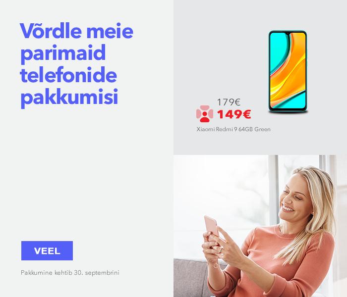 Võrdle meie parimaid telefonide pakkumisi