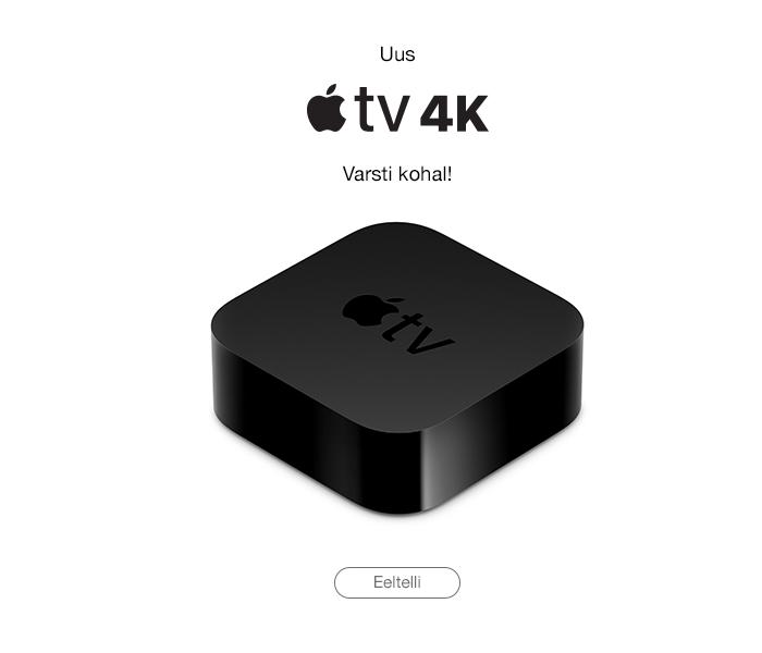 Uus Apple TV