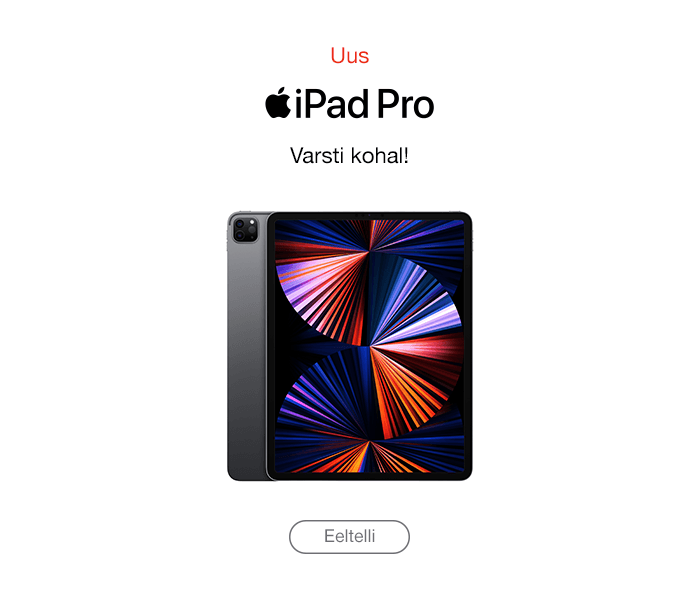 Uus iPad PRO
