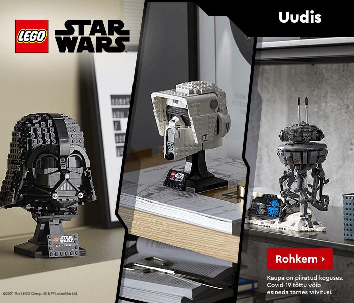 Uudis! LEGO STAR WARS